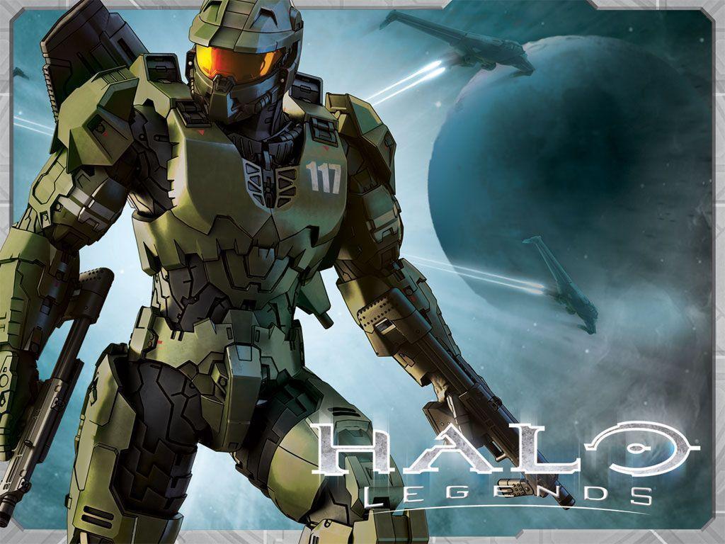 67 Halo Legends Wallpaper On Wallpapersafari