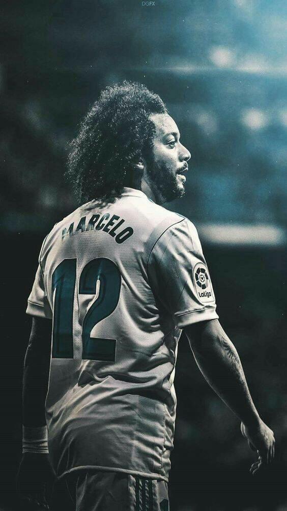 Marcelo wallpaper realmadrid Real Madrid 13X Champions of 564x1002