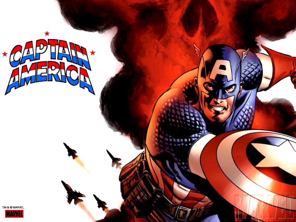 1024x768 Captain America desktop PC and Mac wallpaper 1024x768