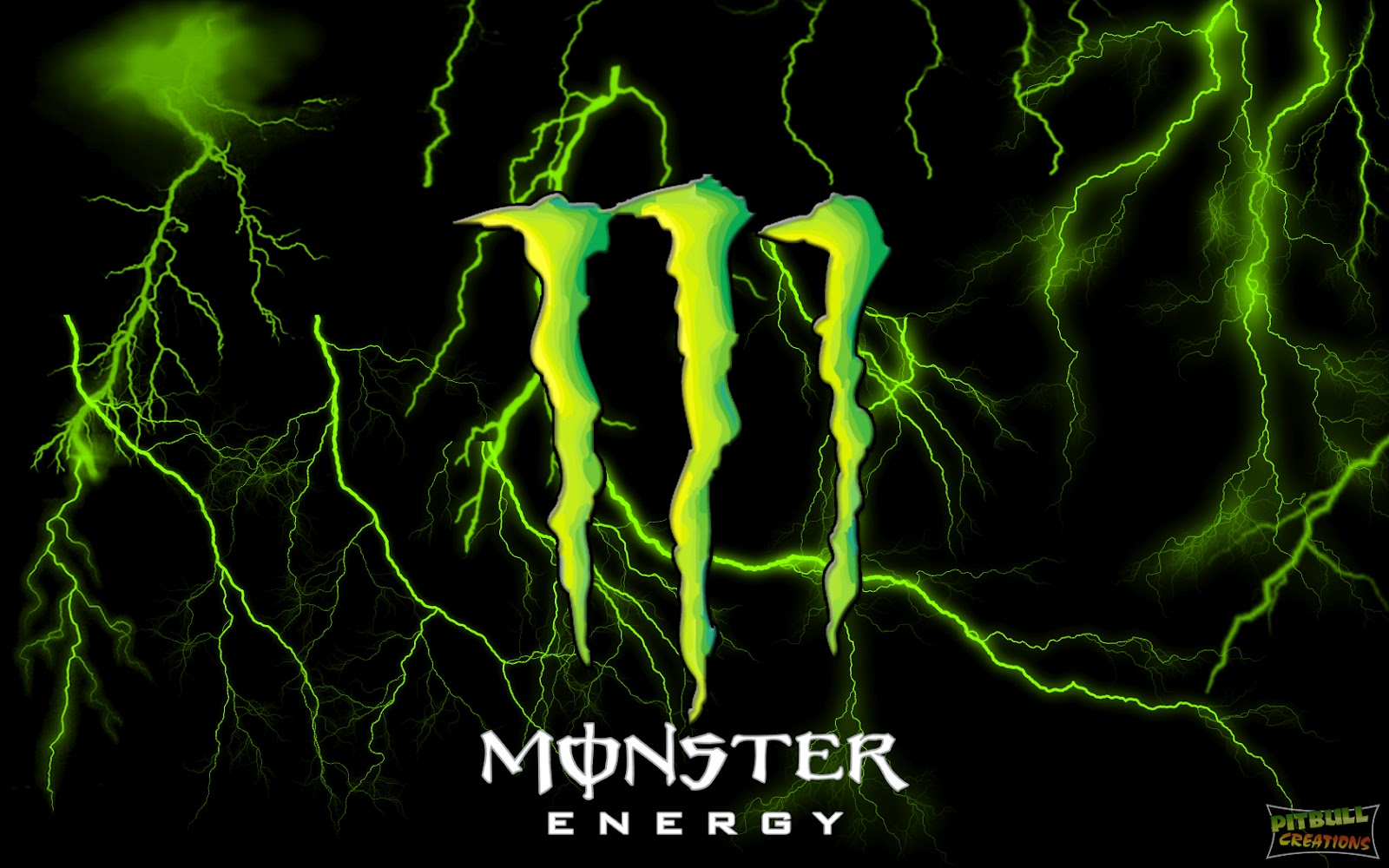 MONSTER ENERGY DRINK Monster 1600x1000