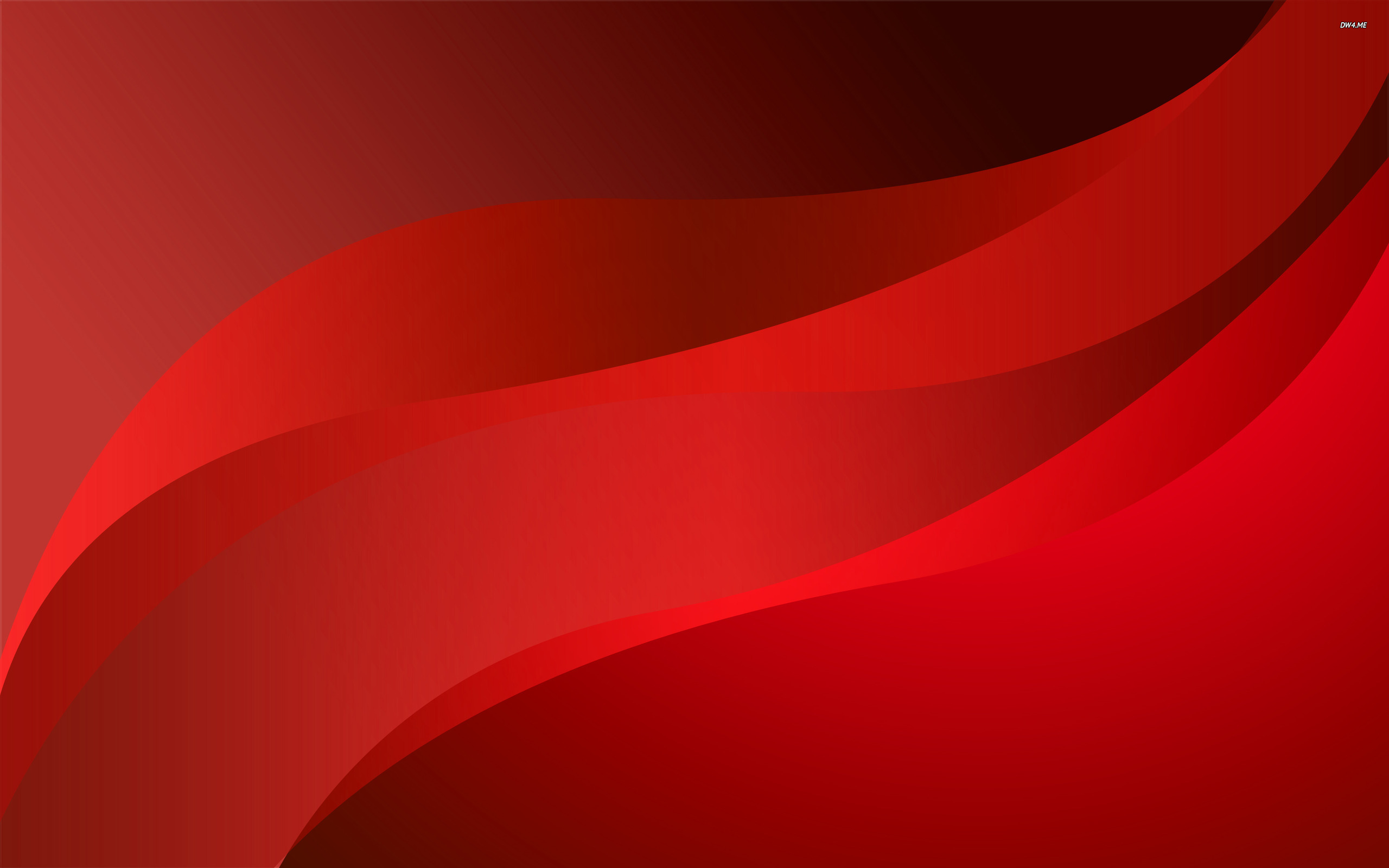 Red curves wallpaper - Abstract wallpapers - #2163