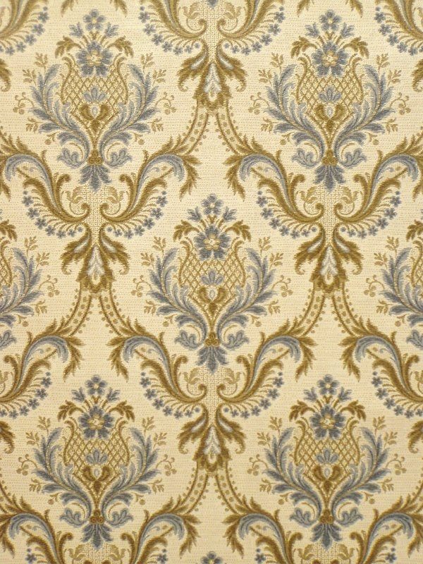 Vintage retro barok behang jaren 60   Vintage Wallpapers 600x800