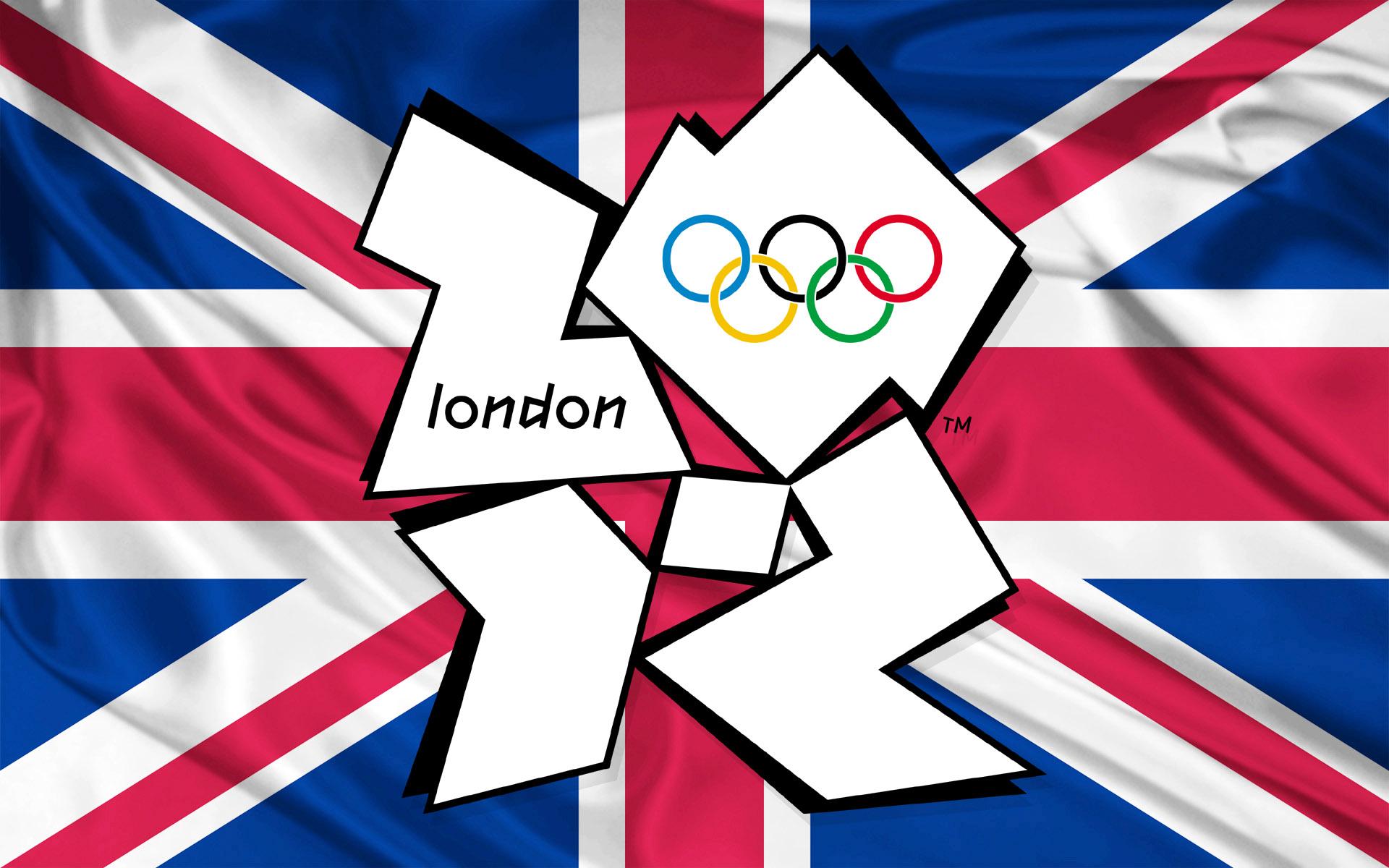 2012 London Olympics Logo With UK Flag Background 1920x1200 WIDE 1920x1200