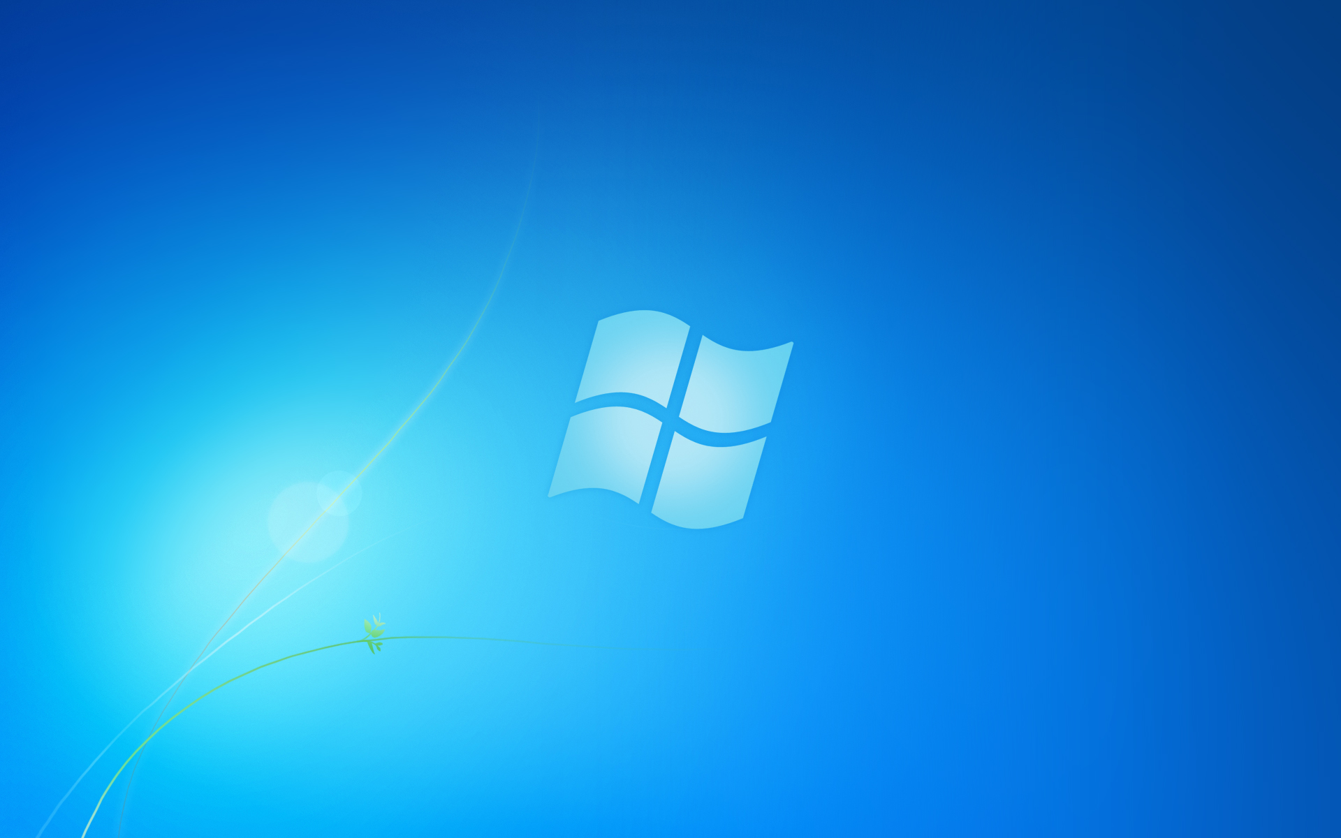 Wallpaper from Windows 7 Starter Redmond Pie 1920x1200
