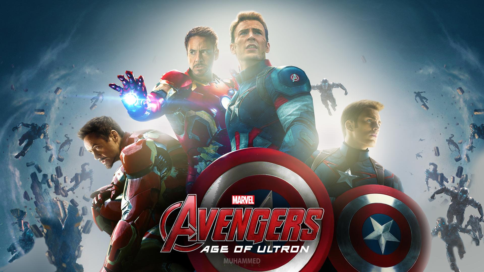 MARVELs Avengers Age of Ultron HD Wallpaper by muhammedaktunc on 1920x1080