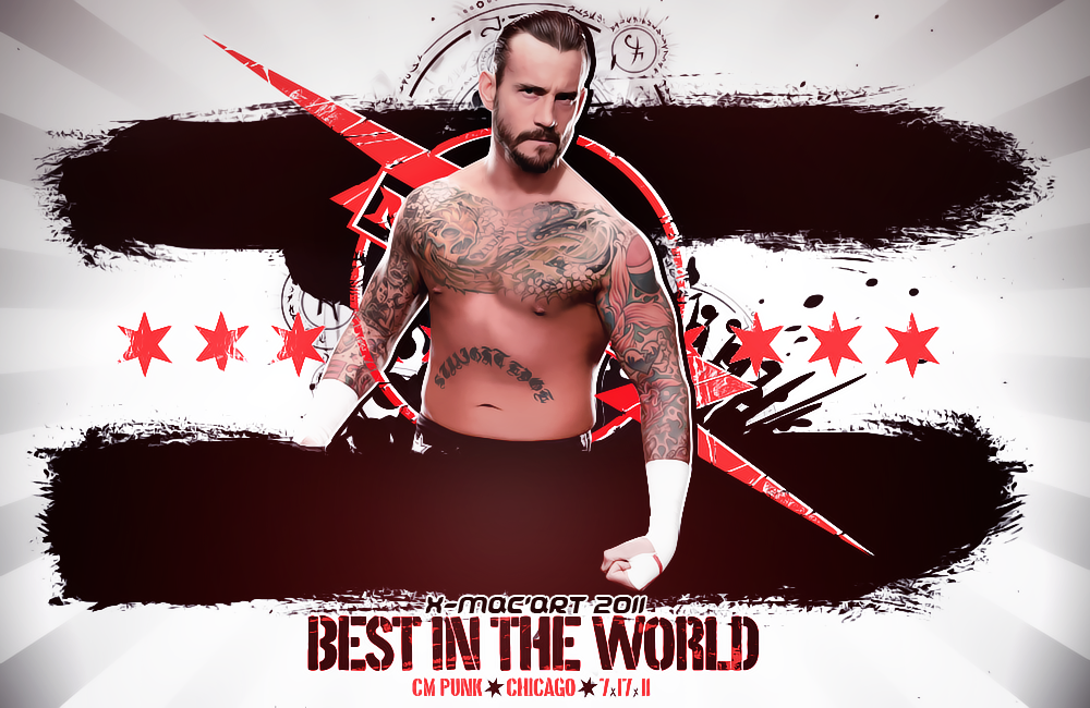 All Wallpapers CM Punk HD Wallpapers 2012 1000x650
