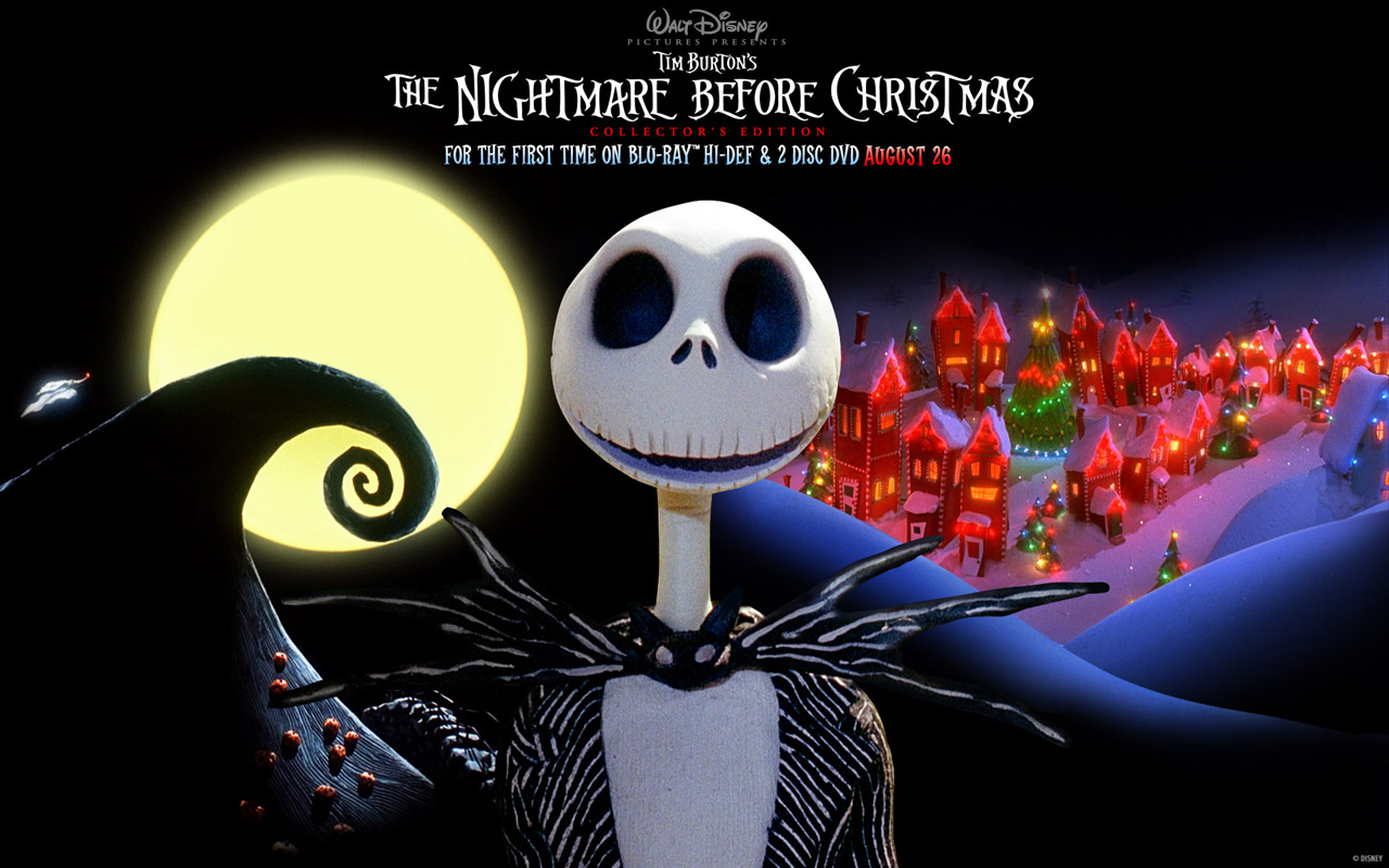 List of the nightmare before christmas characters