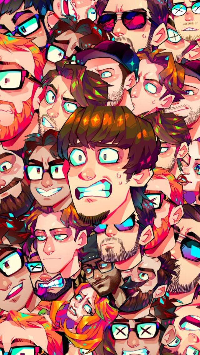 I made an IPhone wallpaper for hardcore fans PBGhardcore 640x1136