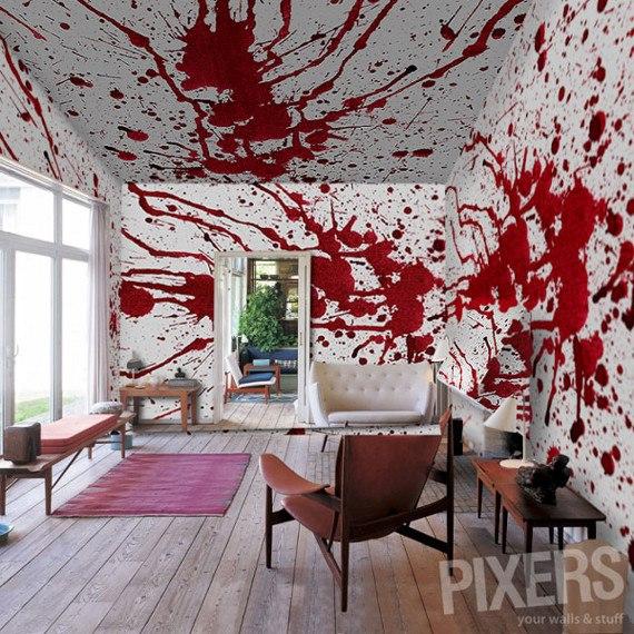 photo wallpaper murals created by online interior design store PIXERS 570x570