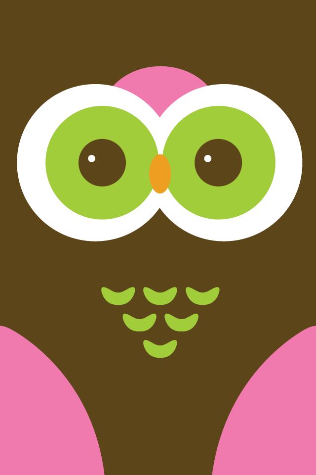 cute Owl Love Wallpaper : cute Owl Wallpaper - WallpaperSafari