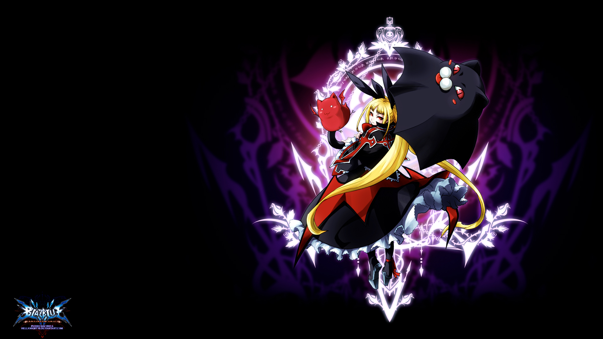 77 Blazblue Wallpaper On Wallpapersafari
