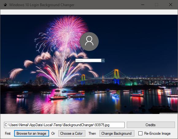 how to change windows desktop wallpaper