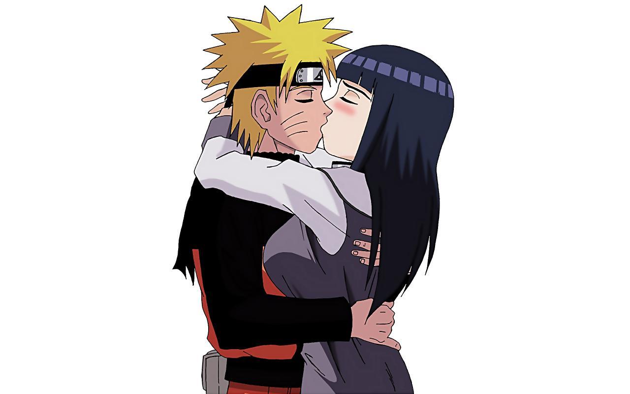 Naruto Kissing Hinata ...