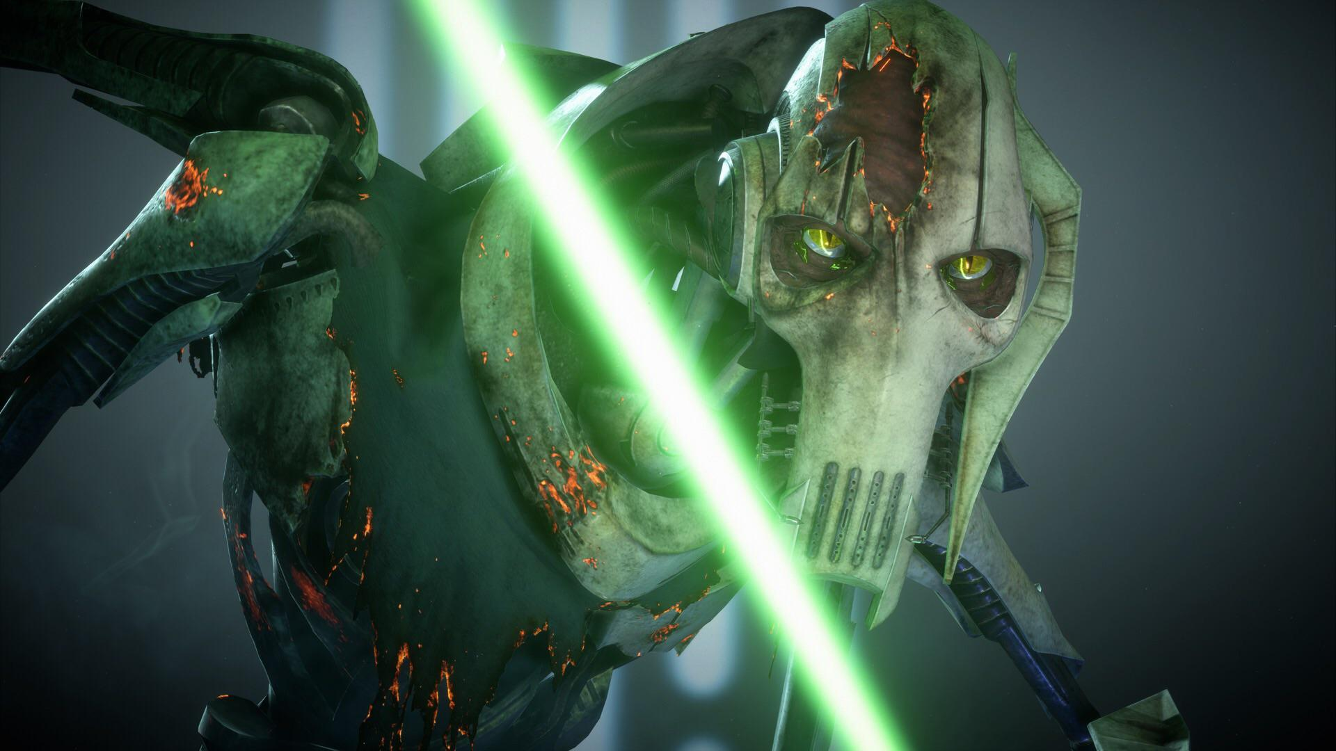 Shattered grievous is so badass thought Id share a better 1920x1080
