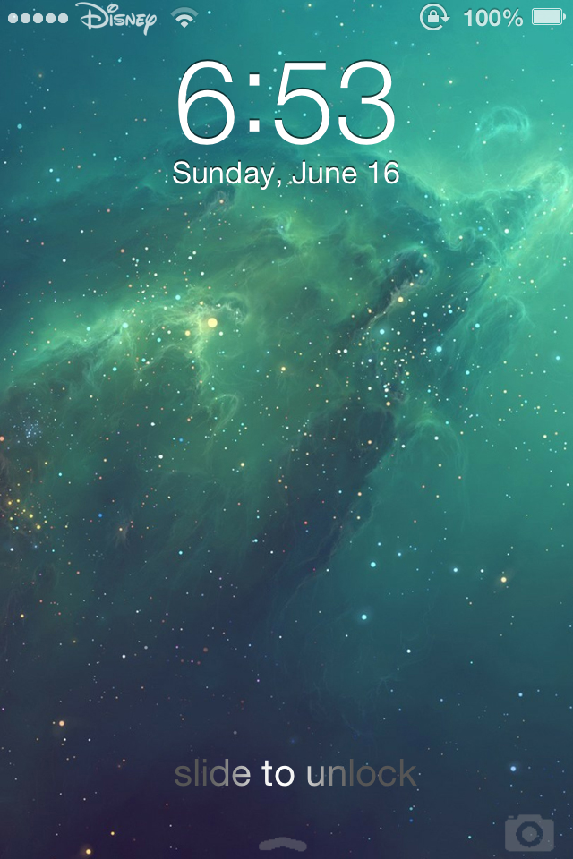 iOS 7 Official Wallpapers for iPhone 5 and Other Retina Devices 640x960