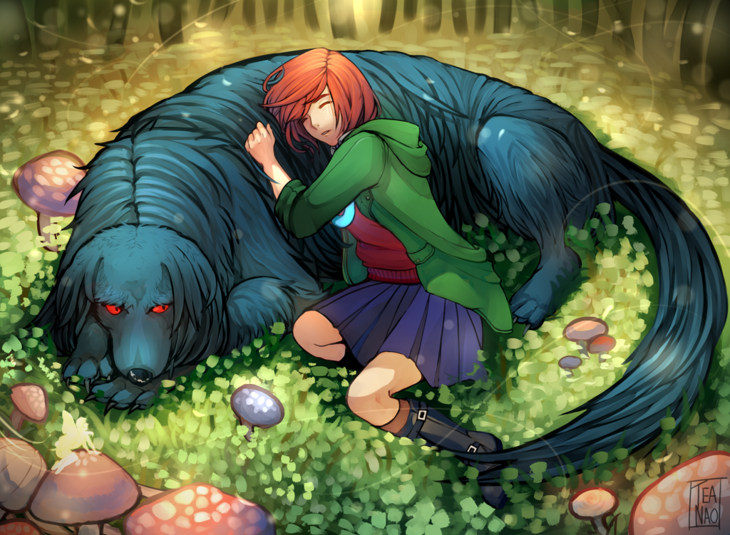 The Ancient Magus Bride by AnamNesisX 1024x751