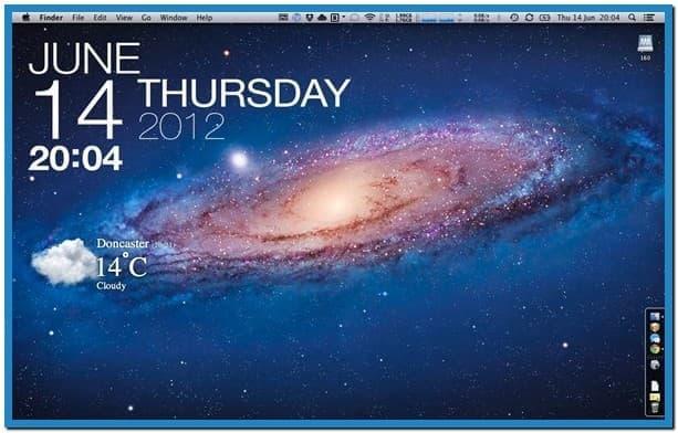 50+ Live Wallpaper Mac OS X on WallpaperSafari