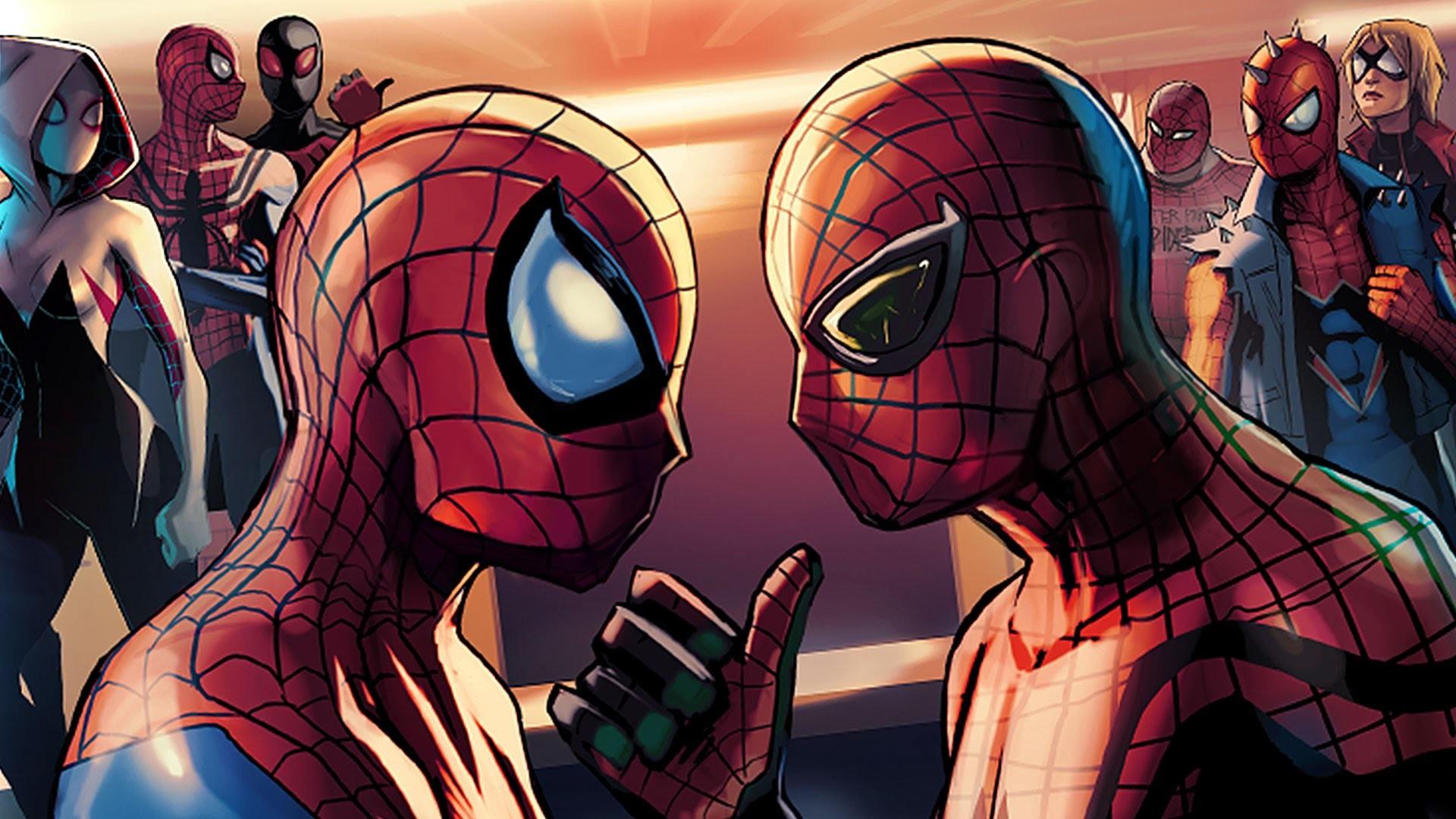 Superior Spiderman Wallpaper HD 74 images 1920x1080