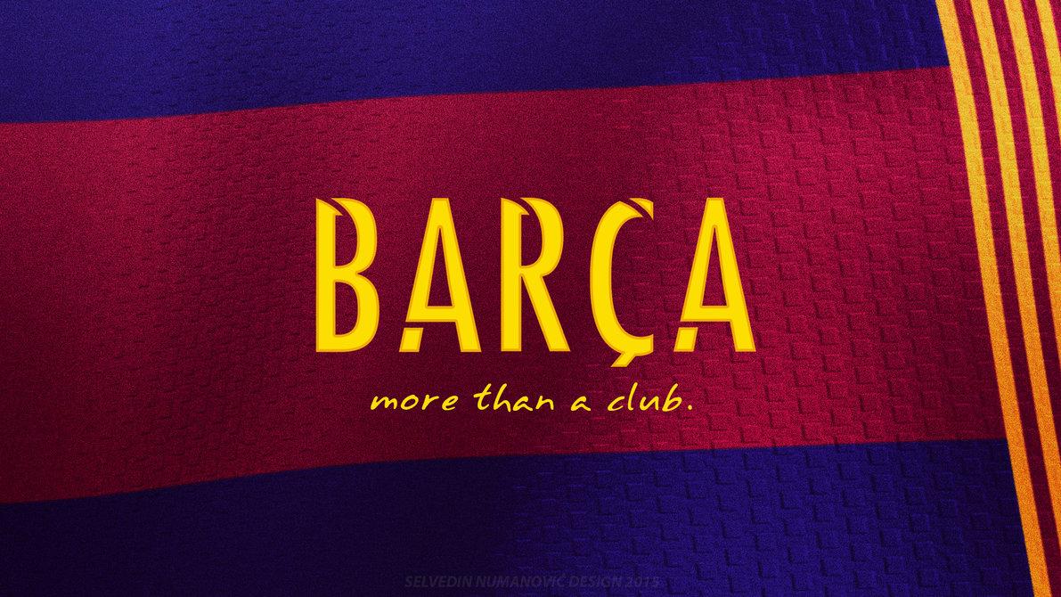 FC Barcelona HD WALLPAPER 2015 by SelvedinFCB 1191x670