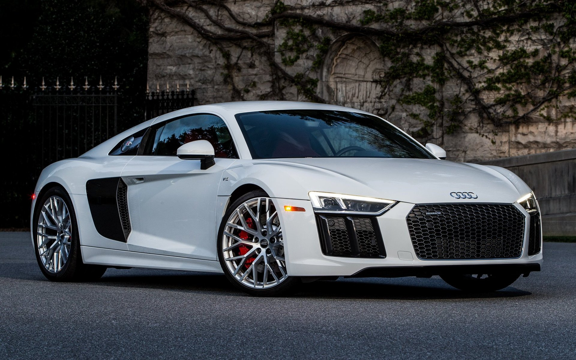 Audi R8 V10 2017 US Wallpapers and HD Images   Car Pixel 1920x1200