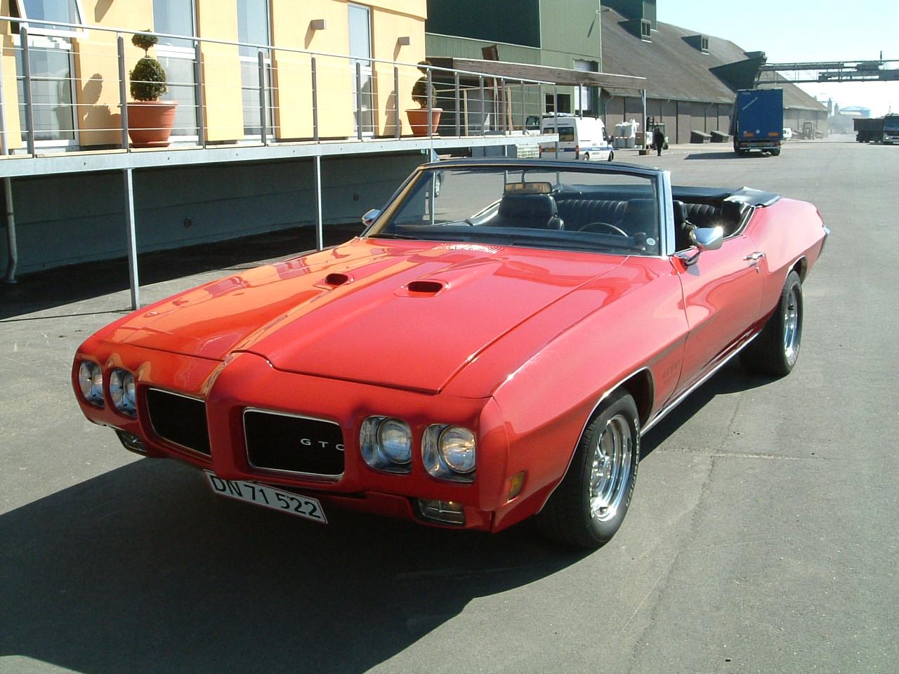 1970 Pontiac GTO   Pictures   CarGurus 1280x960