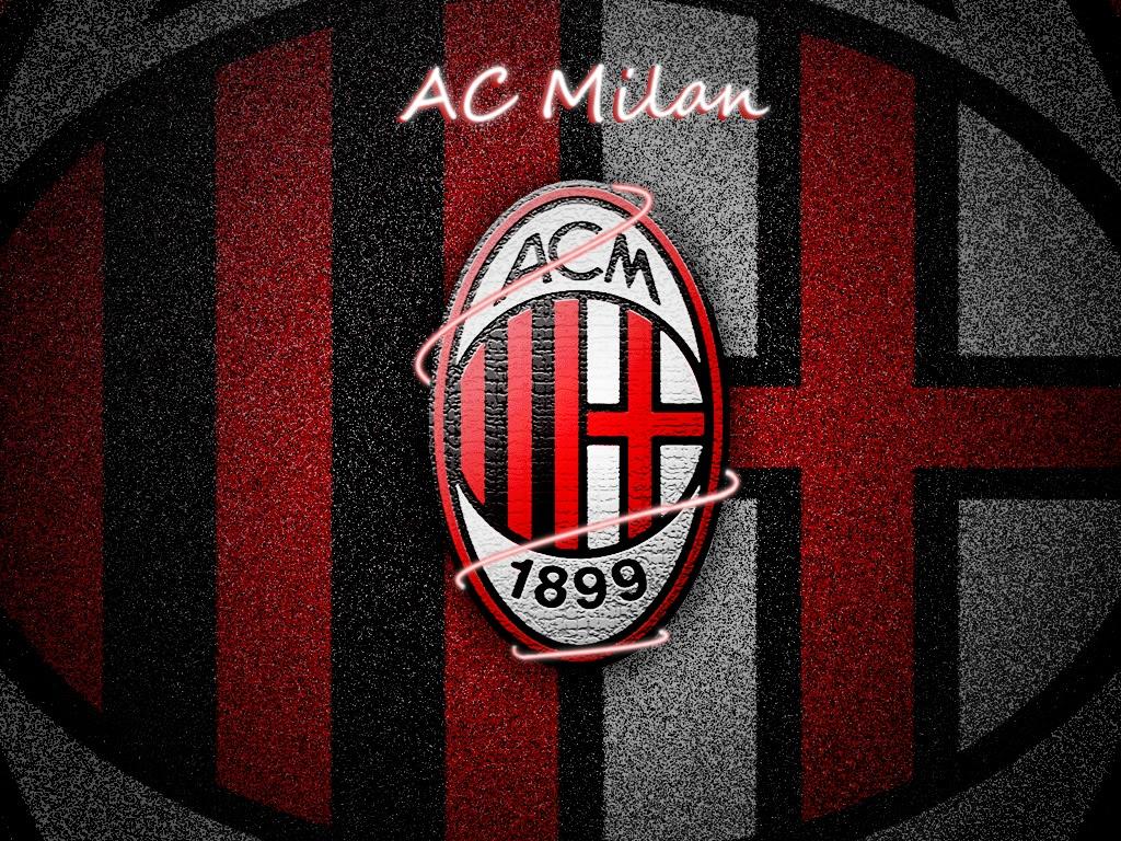 ac milan logo wallpaper 2014 Desktop Backgrounds for HD 1024x768