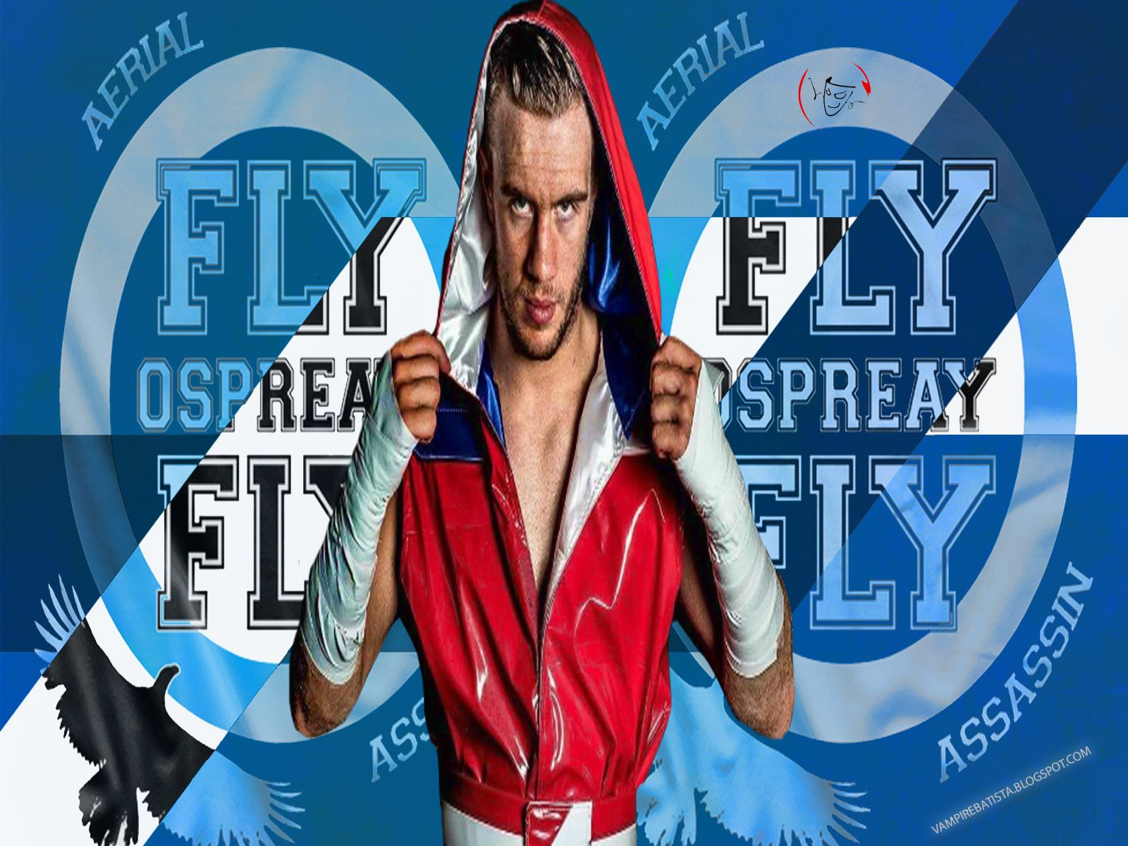 Progress WrestlingRPWNJPW also appeared on PWG Will Ospreay 1600x1200