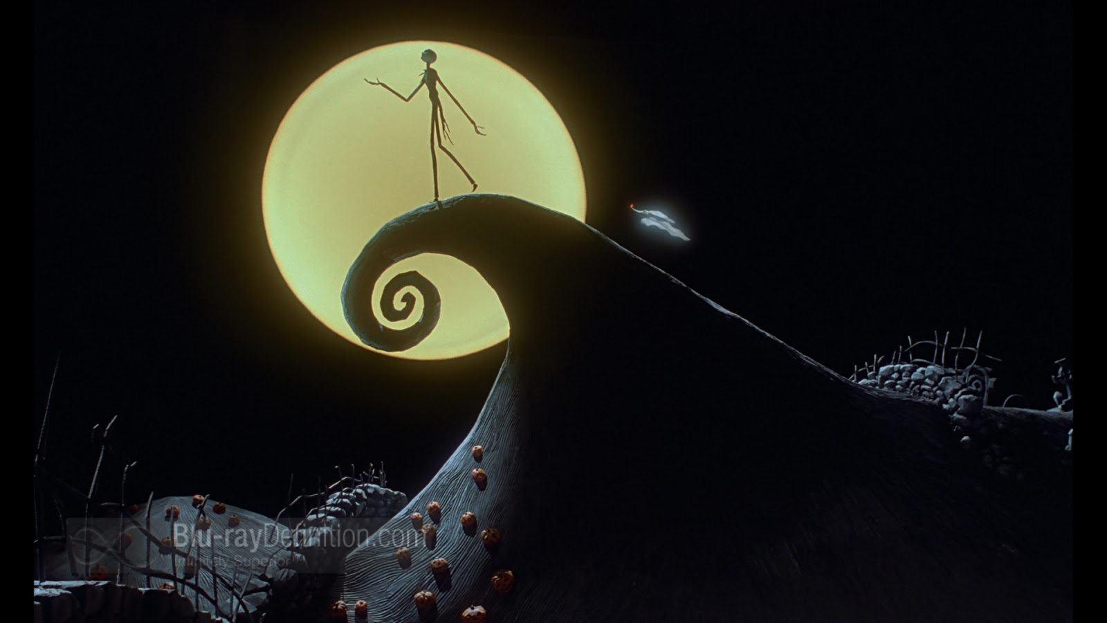 76 The Nightmare Before Christmas Wallpaper On Wallpapersafari
