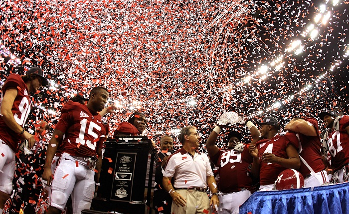 BCS National Championship Prediction Alabama Crimson Tide Defeats 700x429