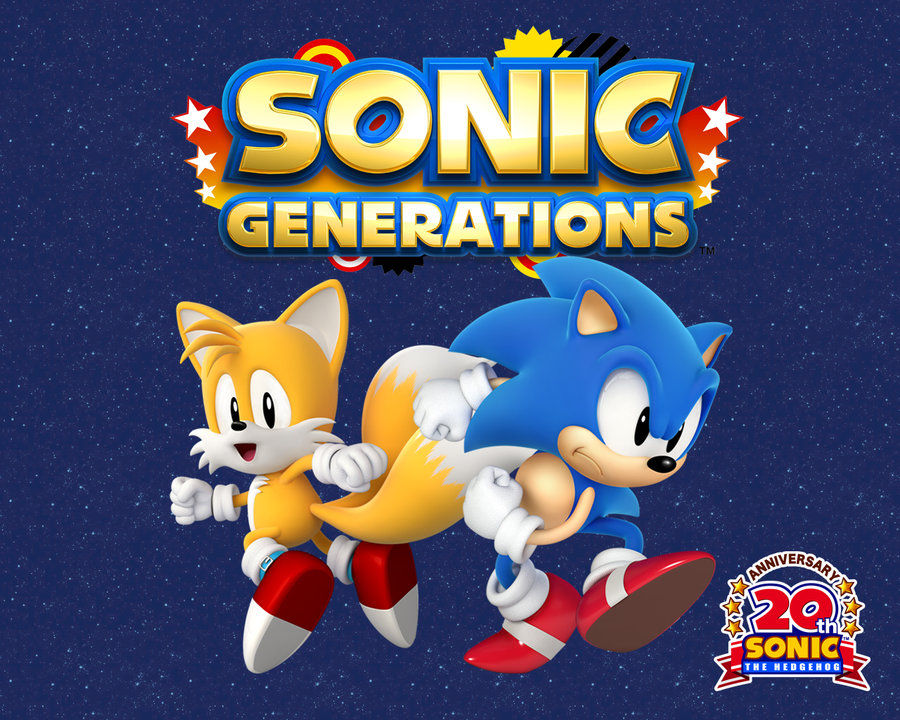 Classic Sonic Characters Wallpaper 900x720