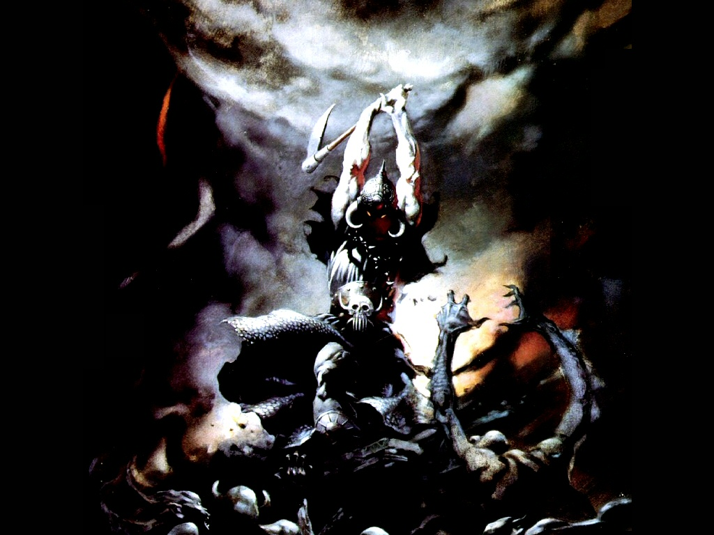 Frank Frazetta Wallpapers Frank Frazetta Wallpaper 1024x768