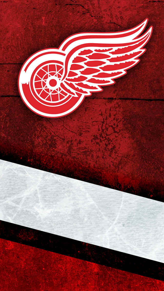 Detroit Red Wings Wallpapers HD Wallpapers Pulse 640x1136