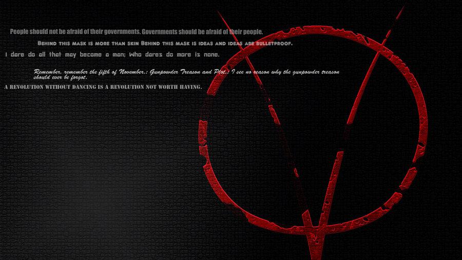 for Vendetta Wallpaper HD 1080p by tintinbest 900x506