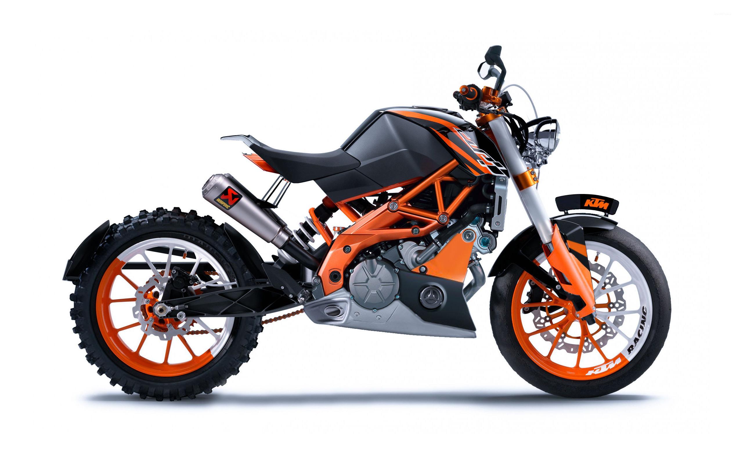 KTM Duke 125 wallpaper   Motorcycle wallpapers   5176 2560x1600