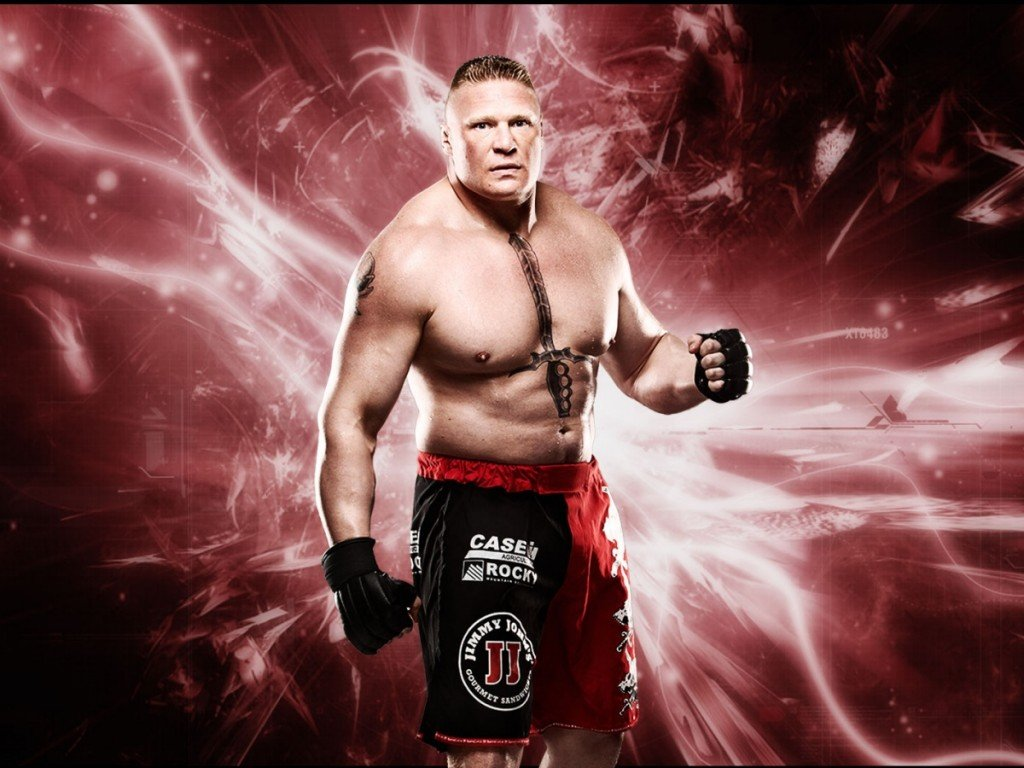 Ufc Brock Lesnar Wallpaper 1024x768