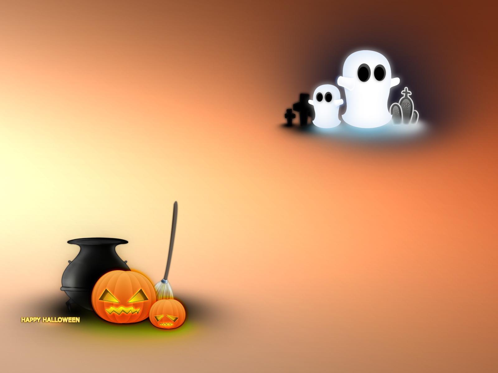 Happy Halloween Wallpapers Funny Halloween Wallpapers 1600x1200