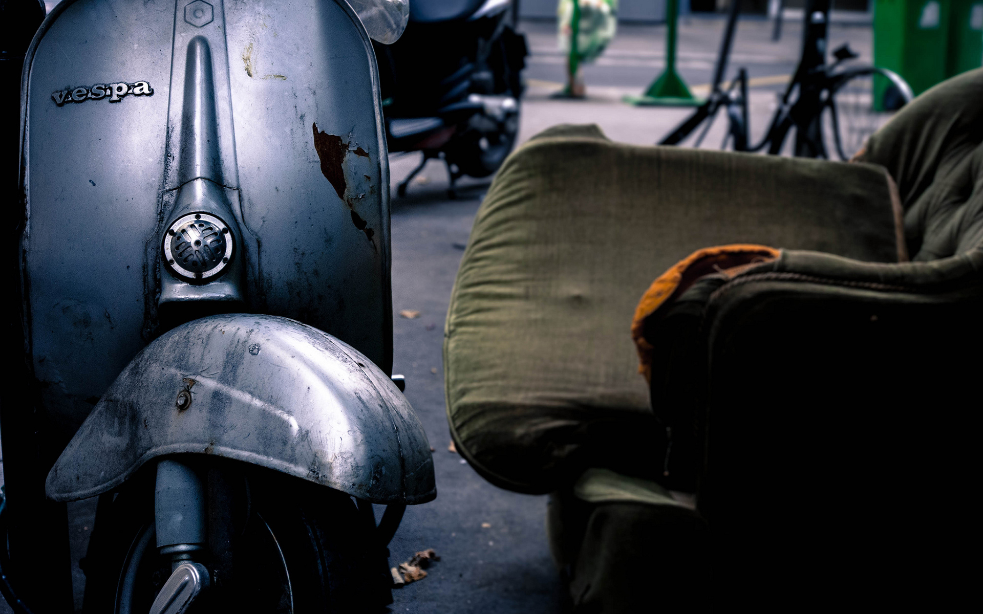Old Vespa Scooter Exclusive HD Wallpapers 3916 1920x1200