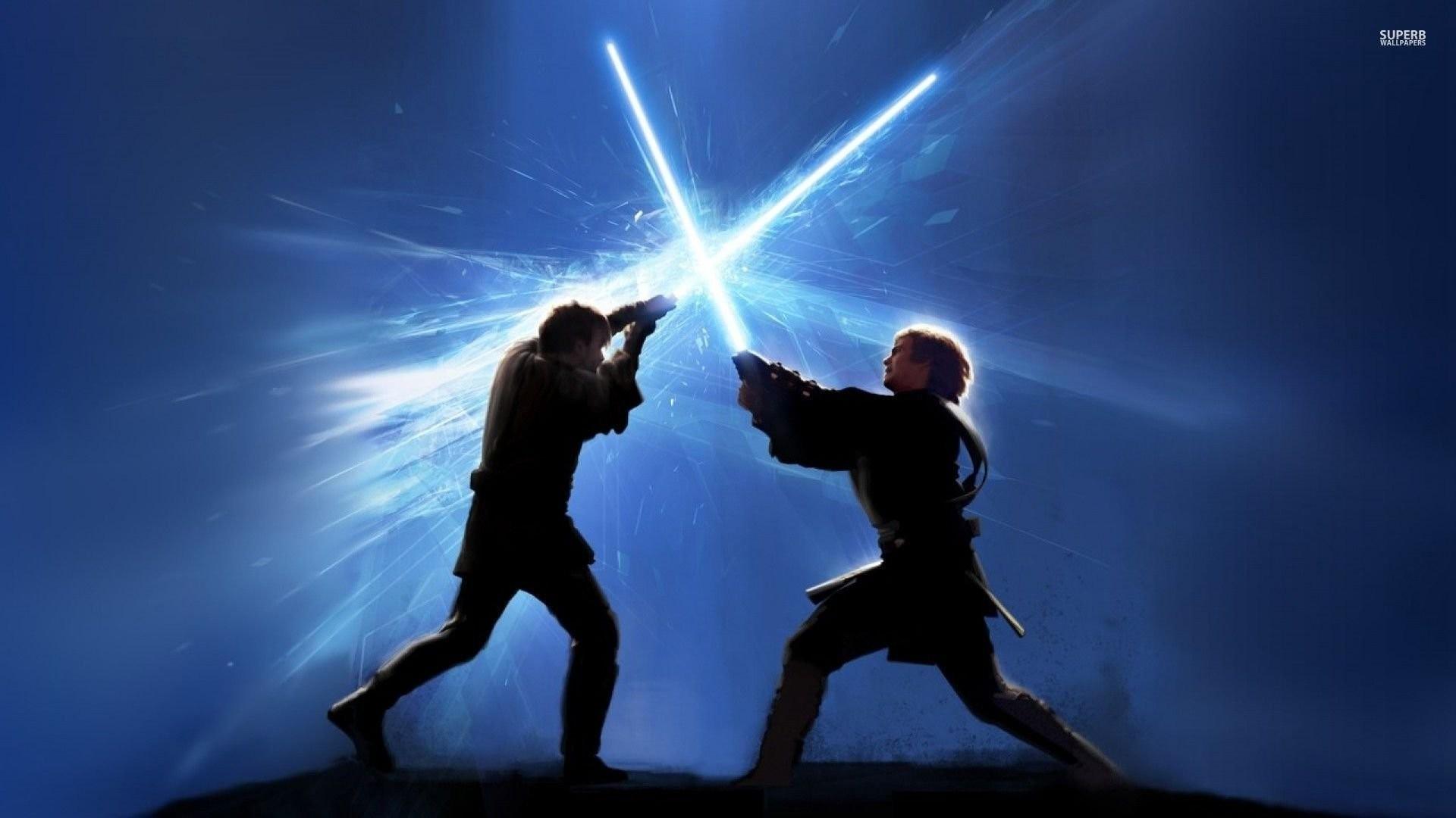 download Star Wars Lightsaber Duel Wallpaper 64 images 1920x1080