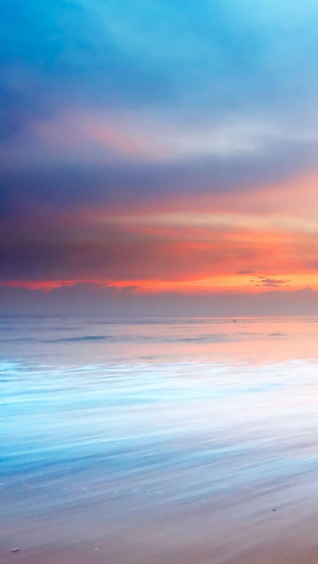 Beach Scenery iPhone 5s Wallpaper Download | iPhone Wallpapers, iPad ...
