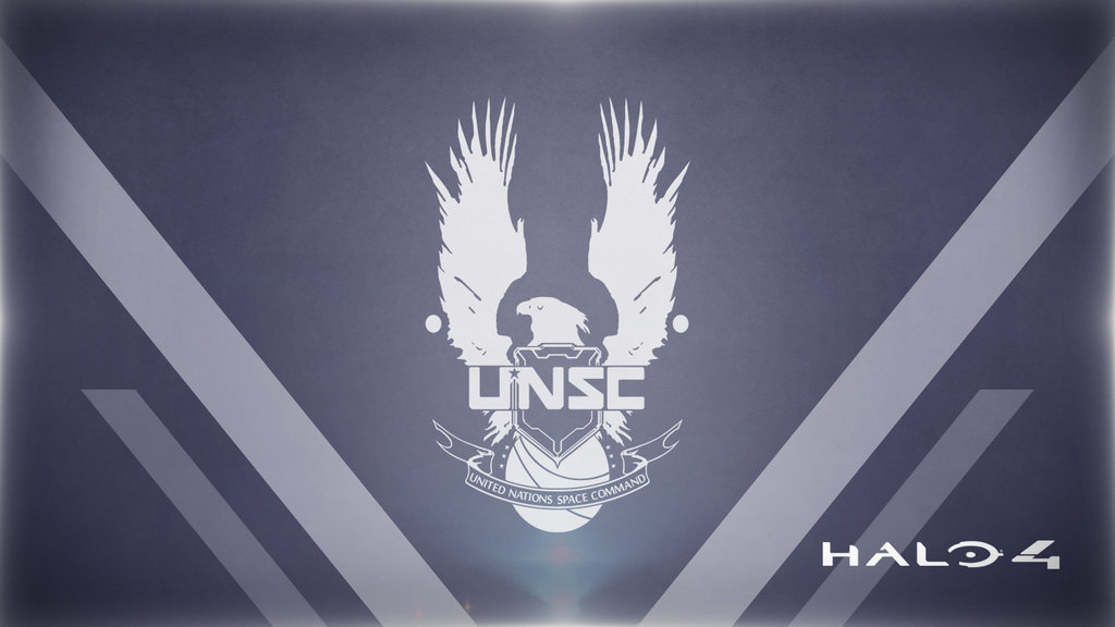Halo 4 UNSC Wallpaper by RikenProductions 1024x576