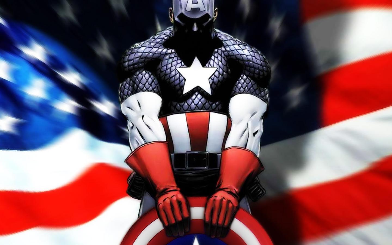 Captain America Marvel 1440x900