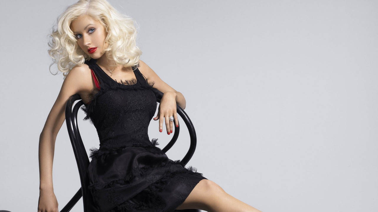 Christina Aguilera Latest Hot HD Wallpaper 2012 2013 All HD 1280x720