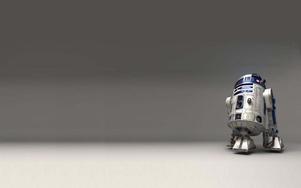 R2D2 Star Wars Wallpaper   Wallpapers 1024x640