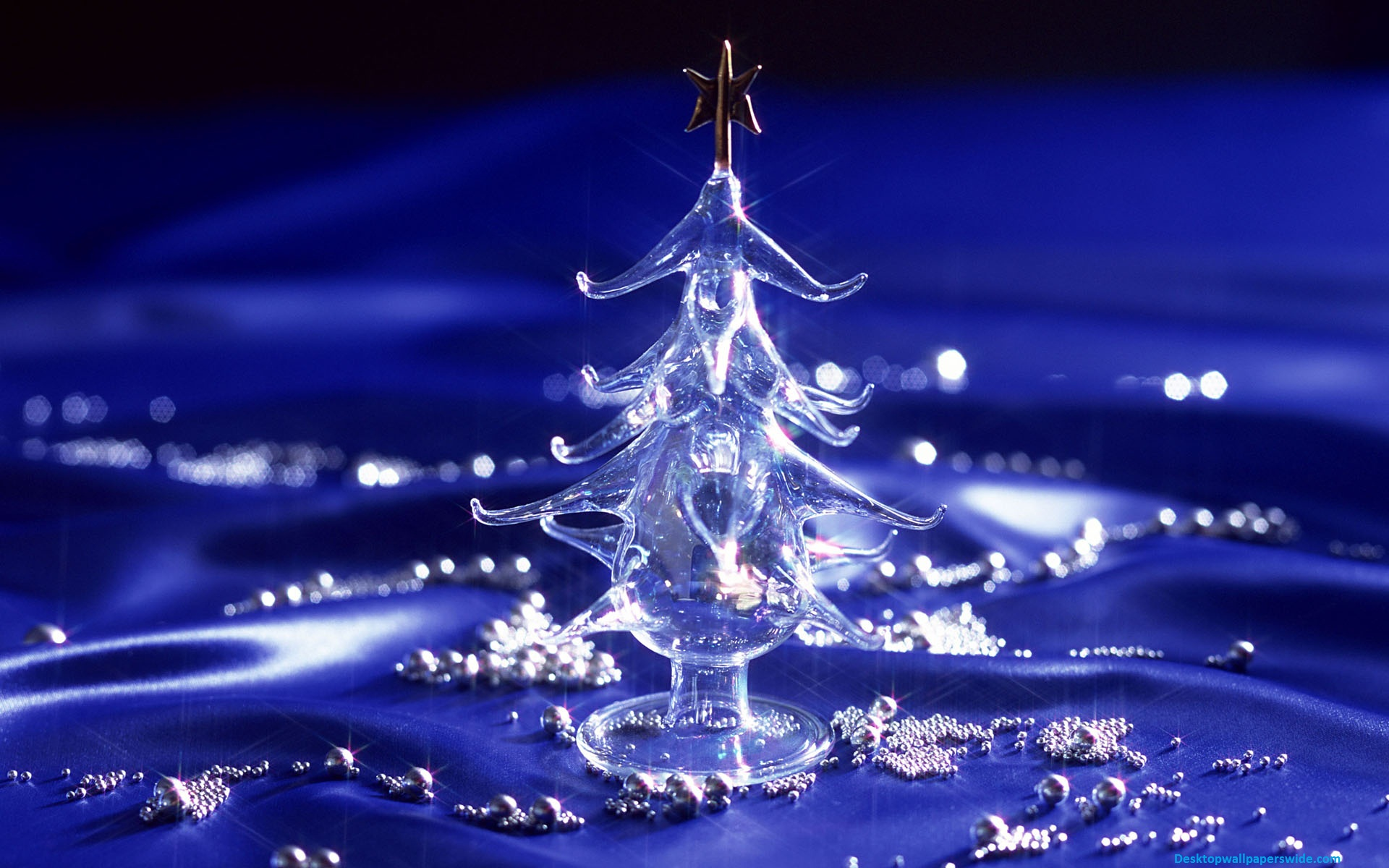 Christmas Tree Background Wallpaper - WallpaperSafari