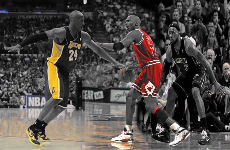 Kobe Bryant Vs Michael Jordan Wallpaper Free Desktop Backgrounds