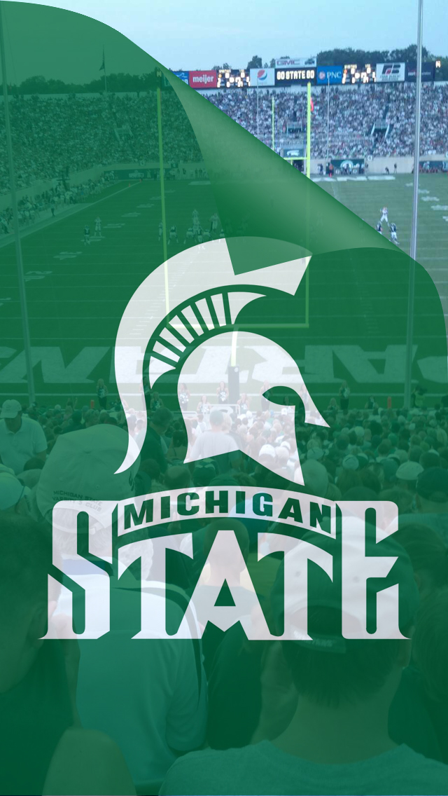 Michigan State Wallpaper Michigan State University 640x1136