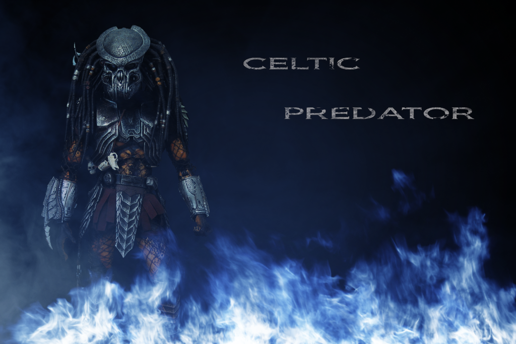 Celtic Predator Wallpaper HD 1024x683