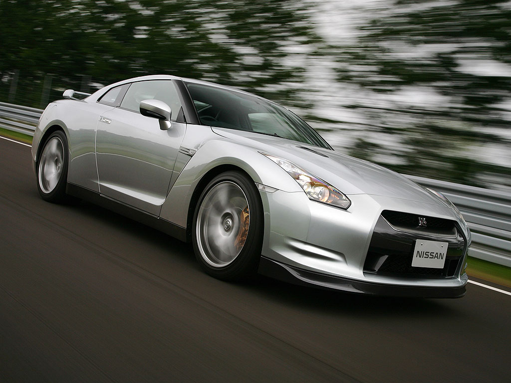 Nissan GTR R35 Wallpapers Bikes Cars Wallpapers 1024x768