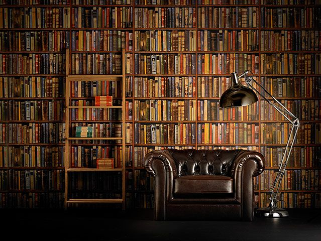 Libraries Chesterfield Reading Chairs Wallpapers Reading Books 639x480