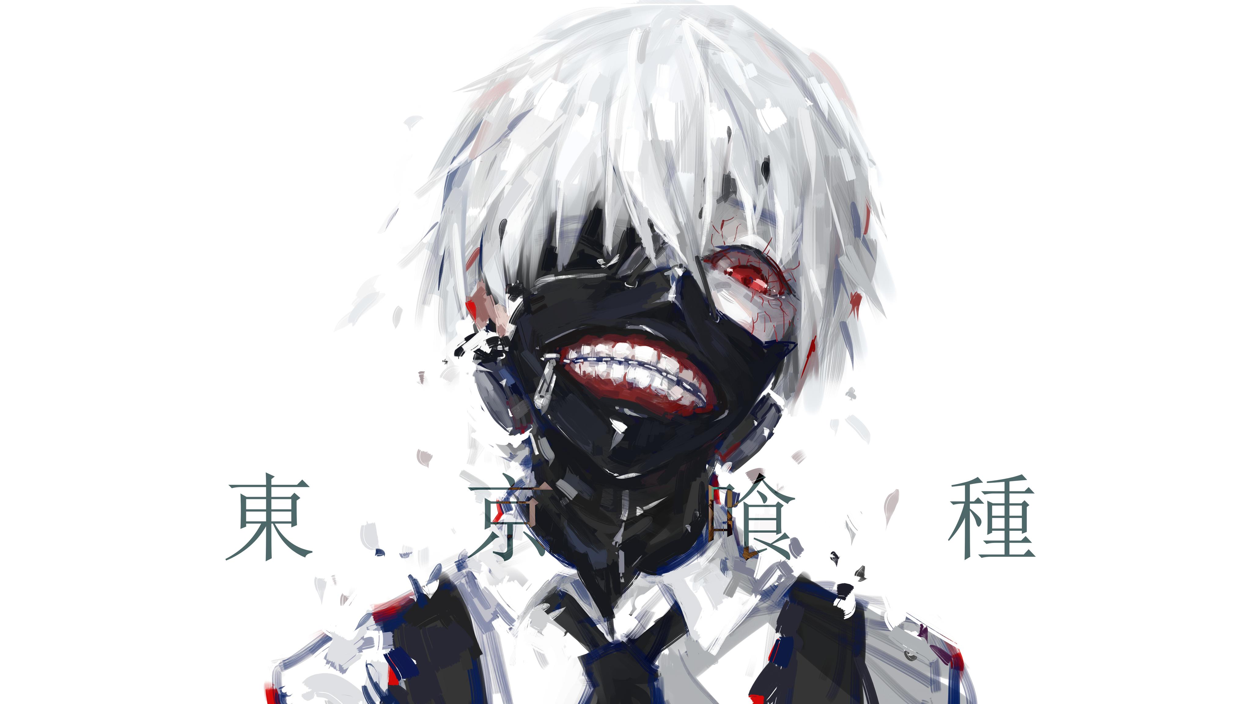 Tokyo Ghoul Wallpapers 4096x2304